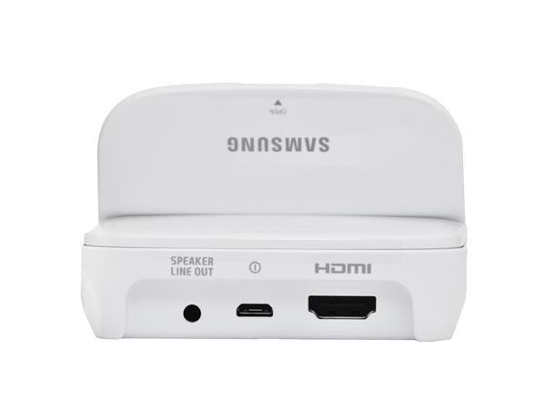 Samsung Galaxy Note 2 Smart Dock   Gadgetsin