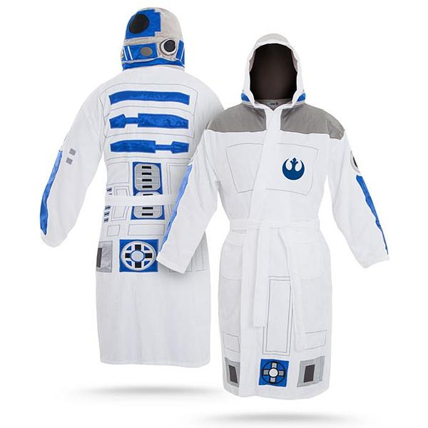Star Wars Character Inspired Bathrobes