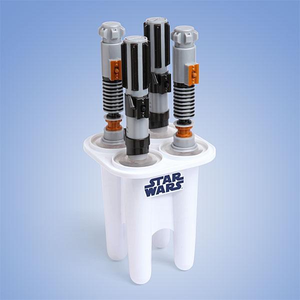Star Wars LED Lightsaber Ice Pop Maker