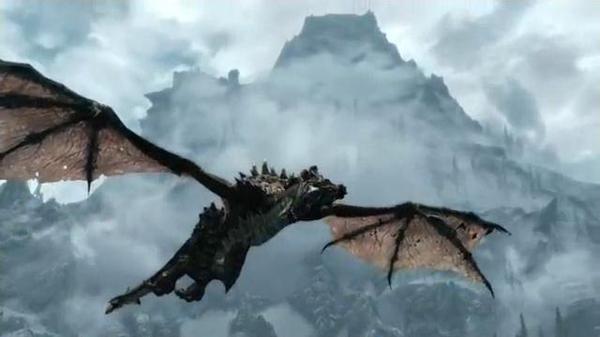 The Elder Scroll V Skyrim Dragonborn Game Trailer