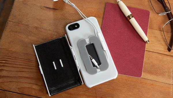The Folio iPhone 5 Case