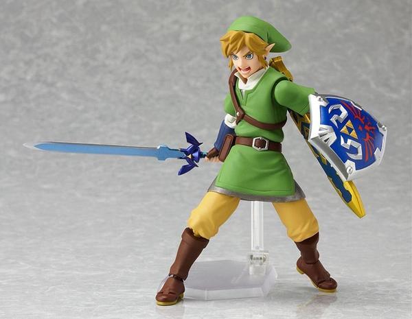 The Legend of Zelda Skyward Sword Link Figma Action Figure