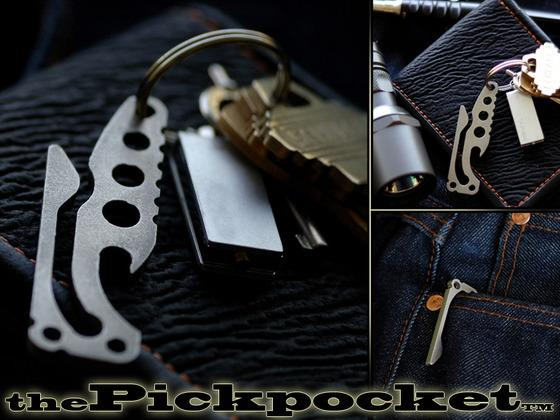 The Pickpocket Bottle Opener