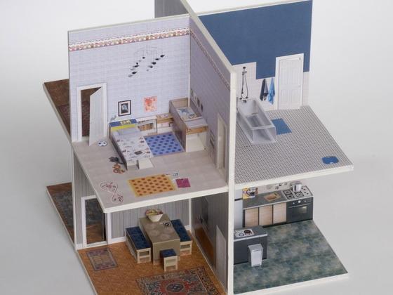 Doll House Room Banders