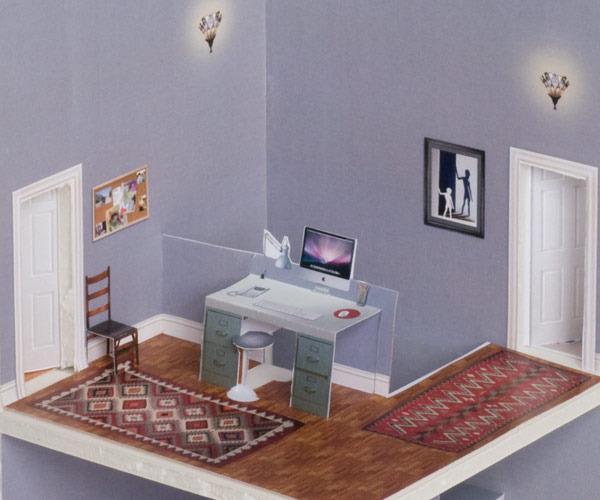 The Pop Up Paper House Gadgetsin