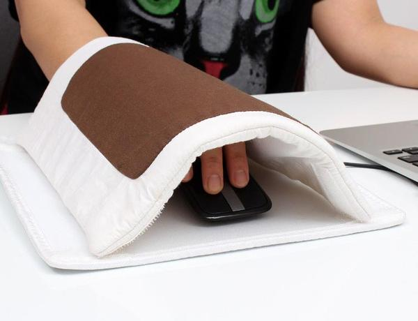 The USB Warming Mouse Pad