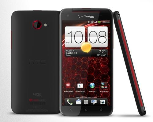 Verizon Announced HTC Droid DNA Android Phone