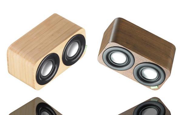 Vers 2Q Portable Bluetooth Wireless Speaker