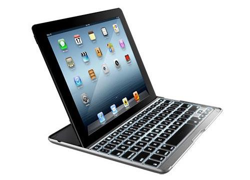 ZAGGkeys PROplus Keyboard Case for iPad 2, 3 and 4
