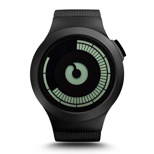 ZIIIRO Saturn Wrist Watch