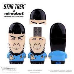 Star Trek X Mimobot USB Flash Drive Series