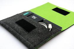 The Handmade Sleeve Styled iPad Mini Case