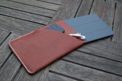 The Handmade Leather iPad Mini Case