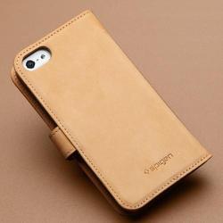 Spigen Valentinus Leather iPhone 5 Case