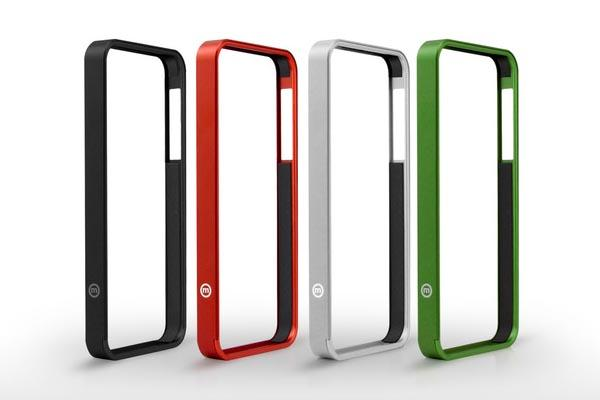 AL13 Ultra-Thin Aerospace Aluminum iPhone Bumper
