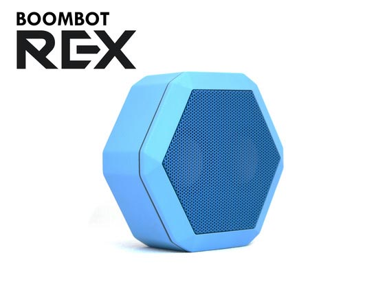 Boombot REX Waterproof Portable Bluetooth Speaker