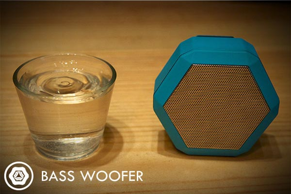 Boombot REX Waterproof Portable Bluetooth Speaker