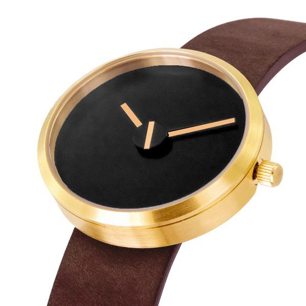 Brass Sometimes Wrist Watch