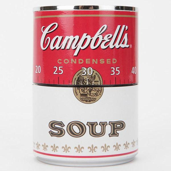 Campbell's Soup Can Shaped Kitchen Timer