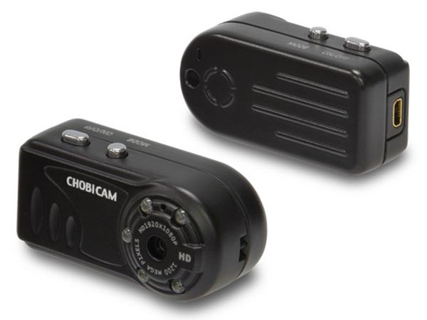 Chobi Cam Pro 2 Mini Camera with Night Vision