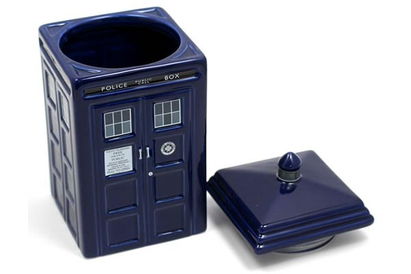 Doctor who tardis cookie jar gadgetsin - Tardis cookie jar ...