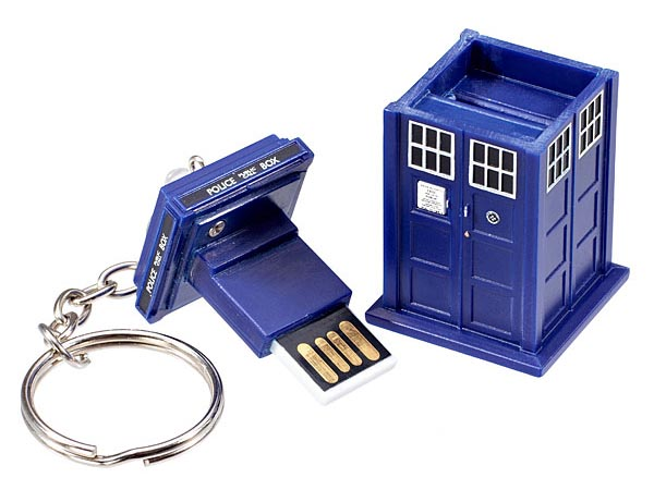 Doctor Who TARDIS USB Flash
