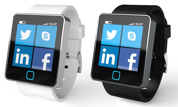 Gnomio Smart Watch for Windows Phone