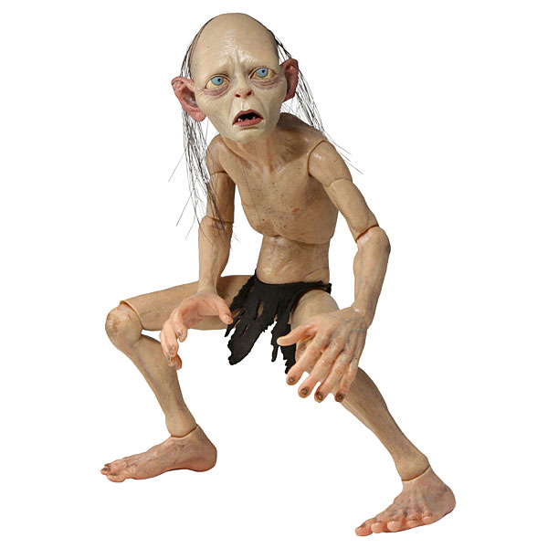 Gollum & Smeagol Action Figures
