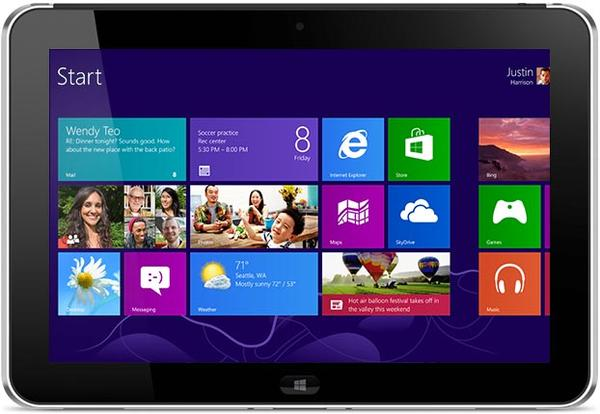 HP ElitePad 900 Windows 8 Tablet Available for Preorder