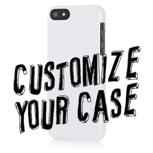 Incipio Bespoke Customizable iPhone 5 Case