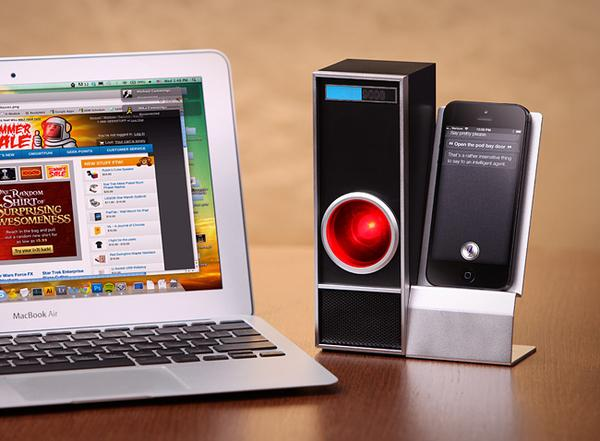 IRIS 9000 Voice Control Module for iPhone with Siri