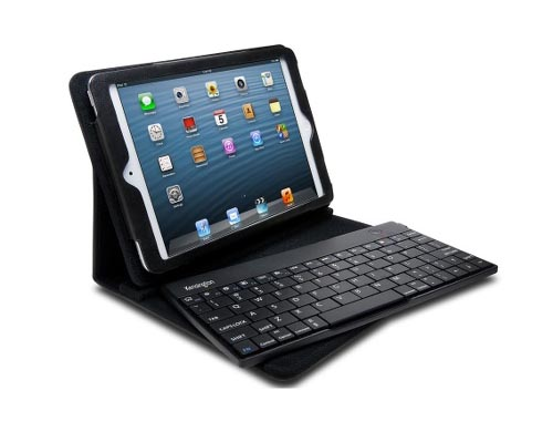 Kensington KeyFolio Pro 2 iPad Mini Case with Removable Bluetooth Keyboard