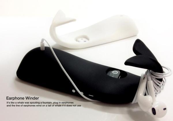 Leesedesign Whale Lee iPhone 5 Case