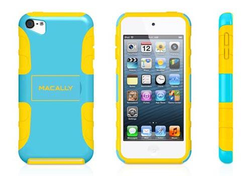 Macally TankT5 iPod Touch 5G Case