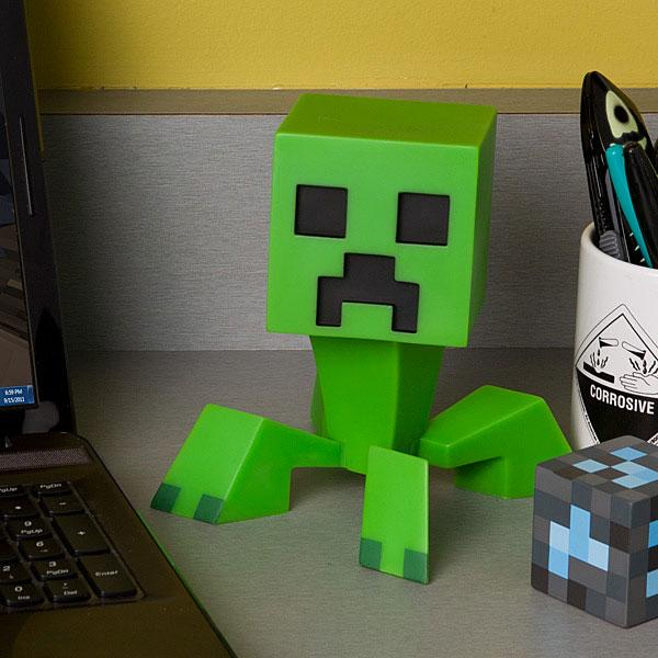 Minecraft Creeper Vinyl Figure Gadgetsin
