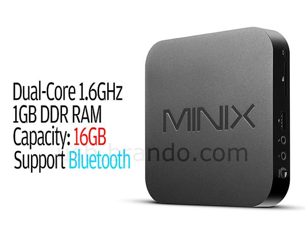 Minix Neo X5 Android TV Box