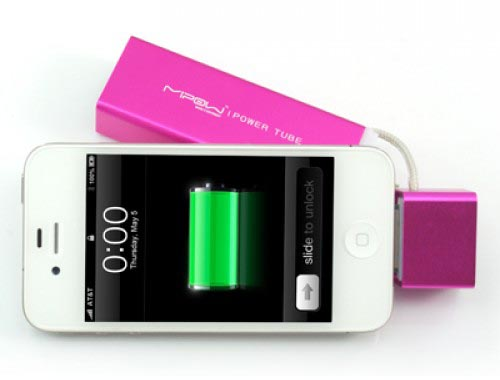 MiPow Power Tube Backup Battery