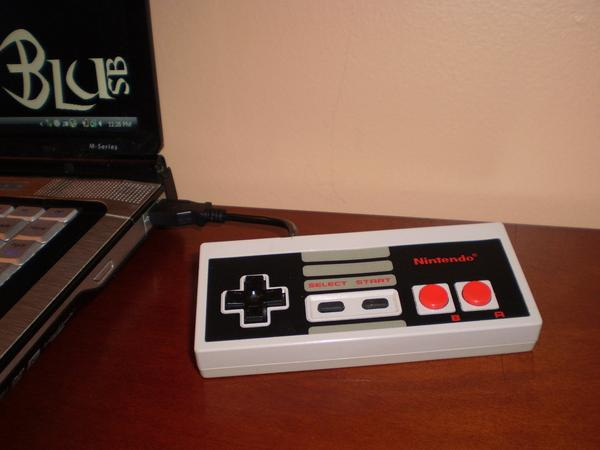 NES Controller USB Flash Drive