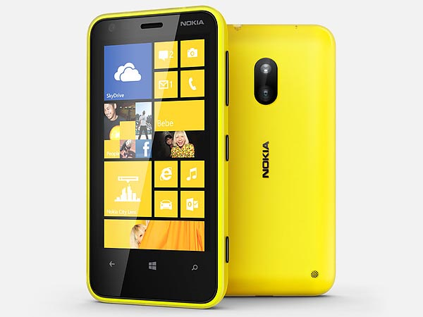 Nokia Lumia 620 Windows Phone 8 Smartphone Announced