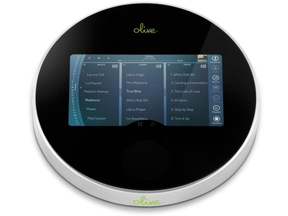 Olive ONE All-In-One Home Music Player