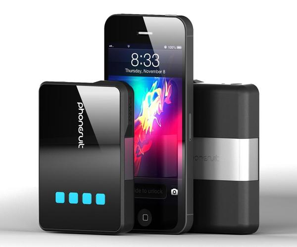 PhoneSuit Power Core Micro Backup Battery