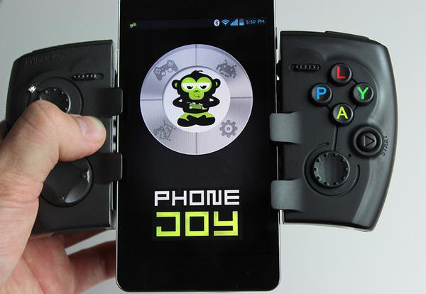 PhoneJoy Play Game Conteoller for Android, iOS and PC