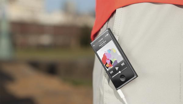 Pip iPod Nano 7G Case with Clip