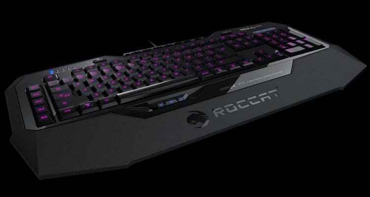 Roccat Isku FX Multicolor Gaming Keyboard