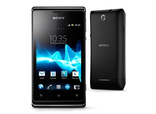 Sony Xperia E Android Phone Announced
