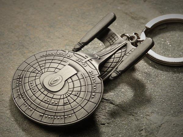 Star Trek Enterprise Keychain