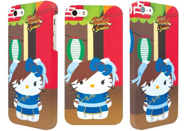 Street Fighter X Sanrio iPhone 5 Case