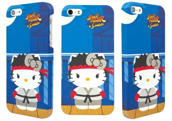 Street Fighter X Sanrio iPhone 5 Case