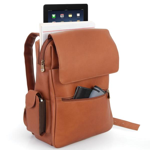 The Leather Backpack for iPad
