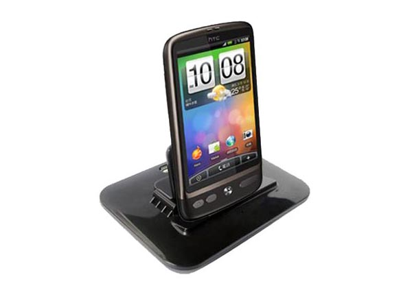The Universal Docking Station With Usb Hub For Smartphones